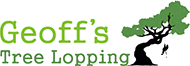 Geoff's Tree Lopping Logo